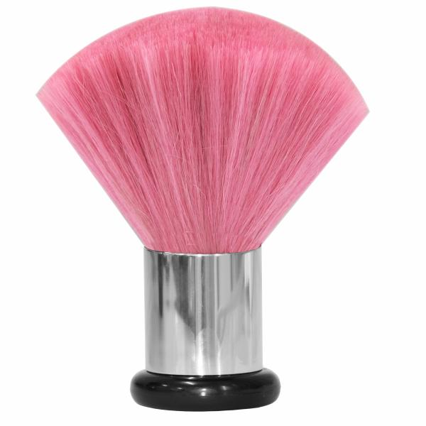 Large Dust Brush | Short Handle | Pink
