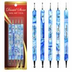 Daniel Stone 5-Piece Dotting Tool Set | Blue Marble