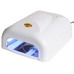 ThermaJet 474 36W UV Light Nail Dryer | White